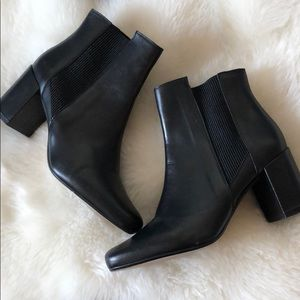 ZARA Chelsea Ankle Boots